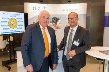 diz AG auf dem Deutschen Steuerberatertag in Bonn