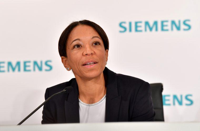 SIEMENS-Arbeitsdirektorin Janina Kugel schätzt Zeitwertkonten