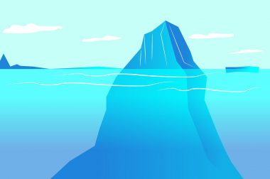 Staatsverschuldung: Riesiger Eisberg unter Wasser